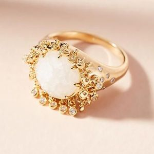MOVING SALE! Anthropologie Good Day Sunshine Ring